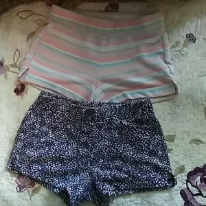 Old Navy Girls Shorts Bundle Sz 8